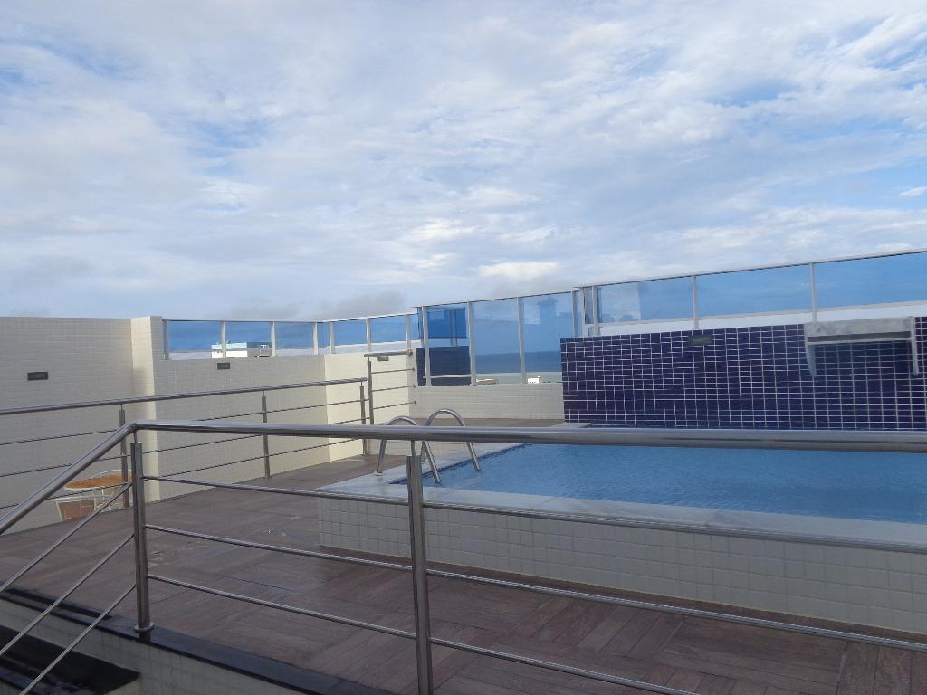 Apartamento com 3 dormitórios à venda, 99 m² por R$ 450.000 - Jardim Oceania - João Pessoa/PB
