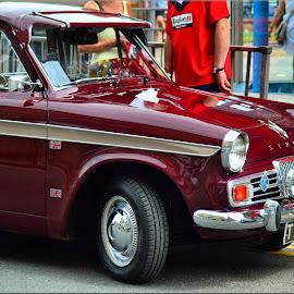 singer car by Nic Scott - Transportation Automobiles ( car, transport,  )