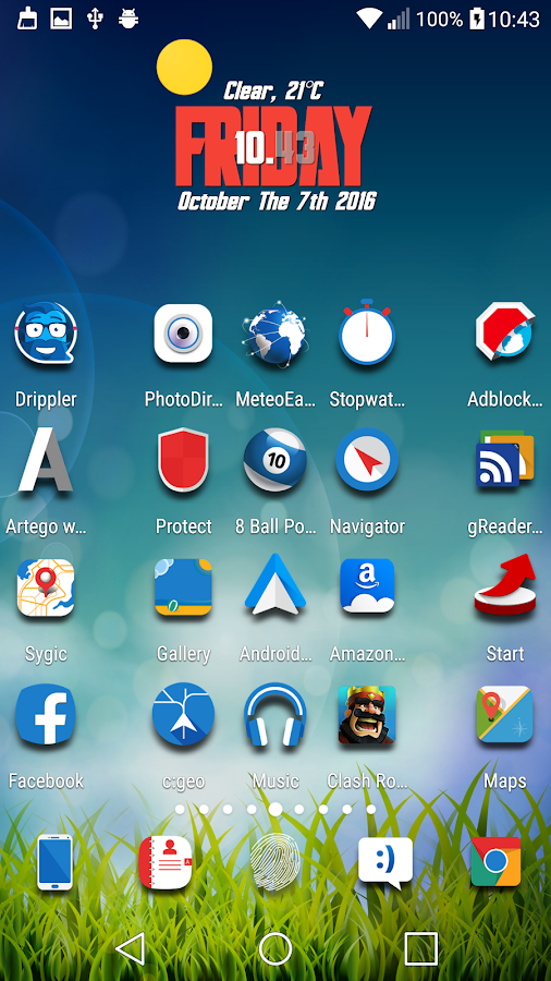Oniron 2 icon pack Screenshot 3