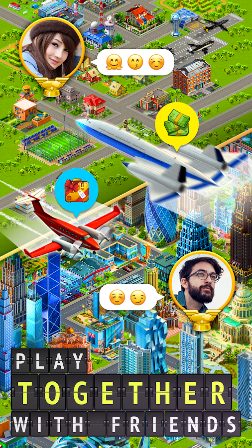 Airport City: Airline Tycoon Screenshot 3