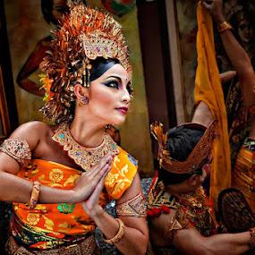 Bali Dancer by Deddy  Heruwanto - People Fashion