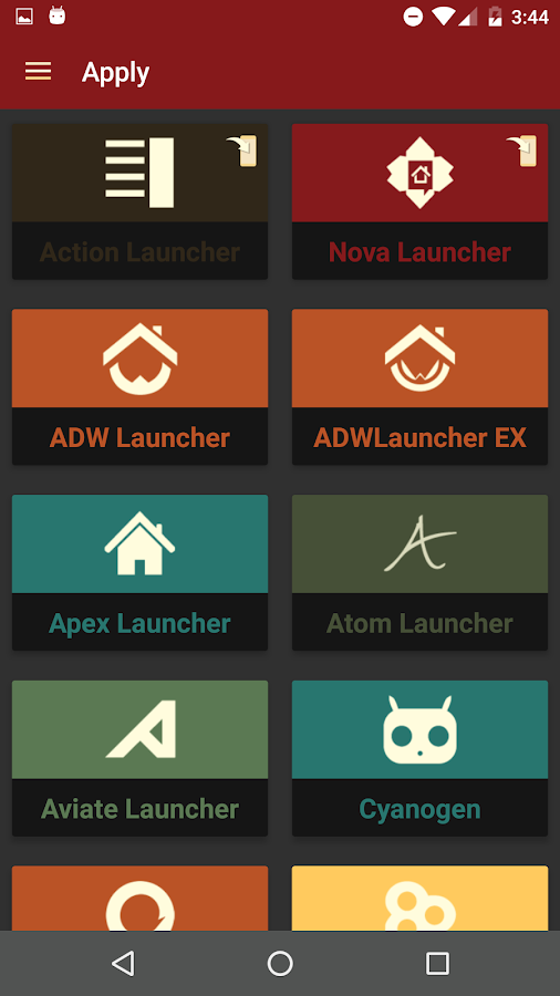 Empire Icon Pack Screenshot 4
