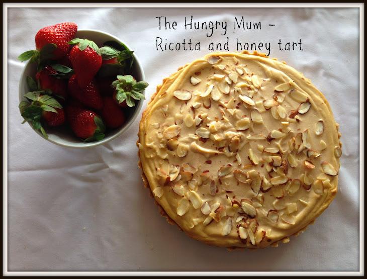 Ricotta And Honey Tart – A Perfect Dessert Recipe | Yummly