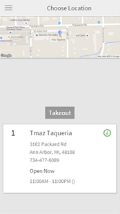 Tmaz Taqueria - screenshot