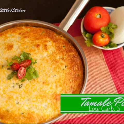 Tamale Pie (Low Carb, S)