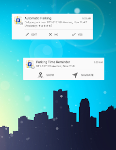 App ParKing Reminder: Find my car, Automatic apk for kindle fire