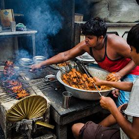 by Saumalya Ghosh - City,  Street & Park  Markets & Shops