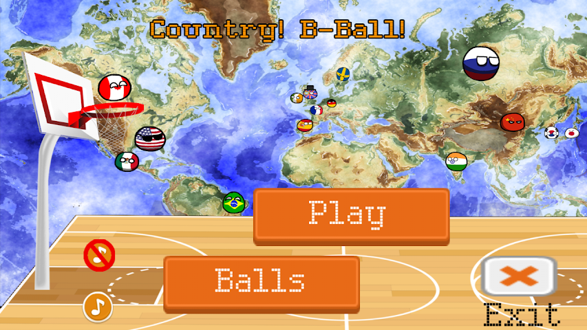 android Country B-Ball Screenshot 0
