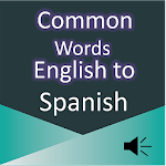 Common Word English to Spanish Apk
