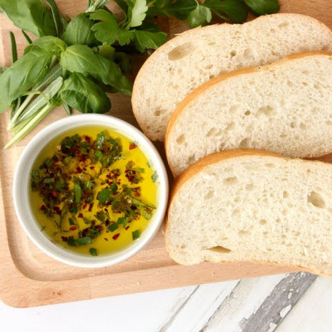 Tuscan Herb Dipping Oil Recipe!
