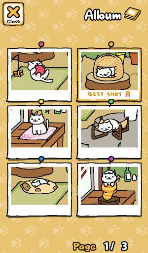 Neko Atsume: Kitty Collector - screenshot