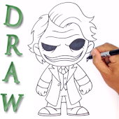 App How to Draw Chibi apk for kindle fire