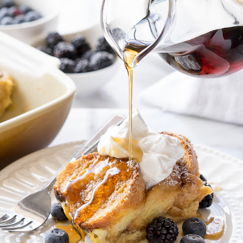 Simple French Toast Bake