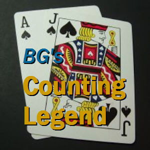BG's Counting Legend