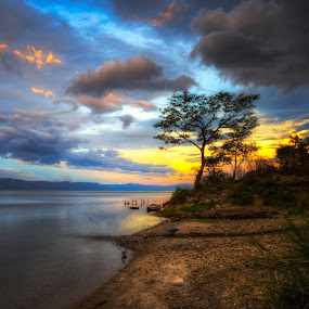 The Color of Toba Lake by Johan Joe - Landscapes Travel ( HDR, Landscapes )