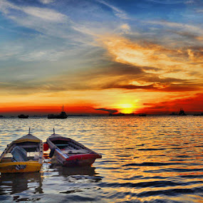 ::. Im not Gay .:: by Echi Amenk Fariza - Landscapes Waterscapes