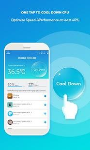 App CPU Cooler Master Ram Cleaner APK for Windows Phone