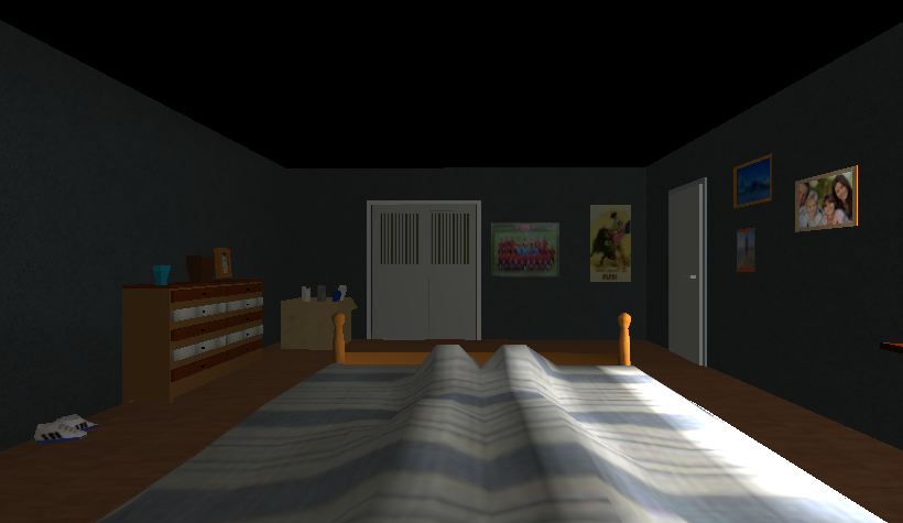 Alone VR Cardboard Screenshot 1
