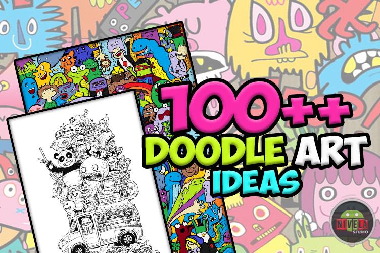 Gambar Doodle Art Keren Apl Android Di Google Play