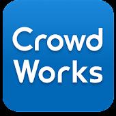 クラウドワークス 仕事検索アプリ
