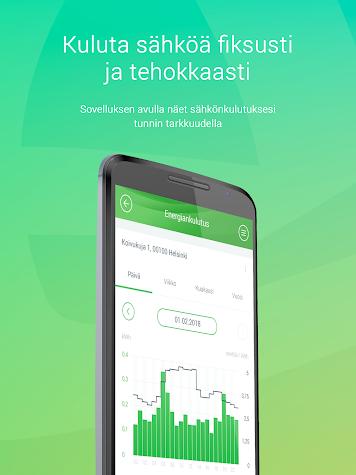 Enefit Mobiili Screenshot