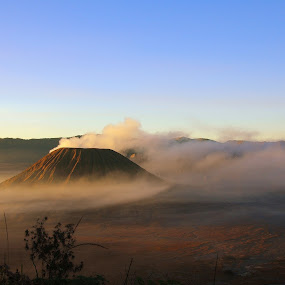 Bromo Mountain by Widiantara Made - Landscapes Mountains & Hills