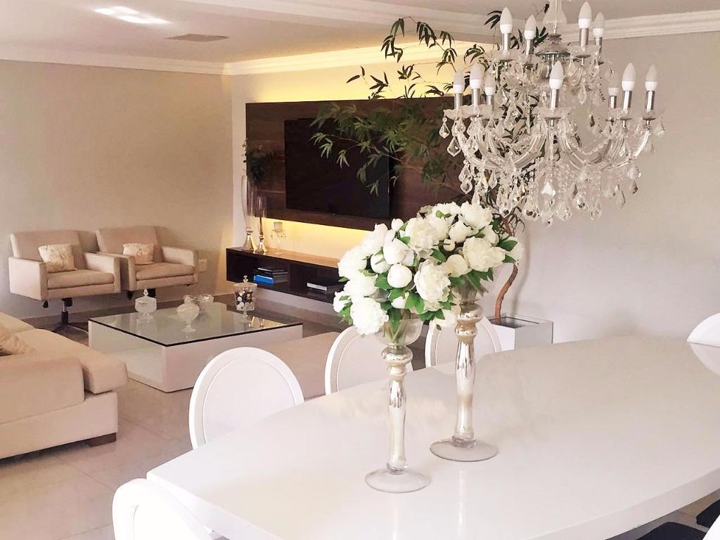 Apartamento residencial à venda, Intermares, Cabedelo - AP4829.