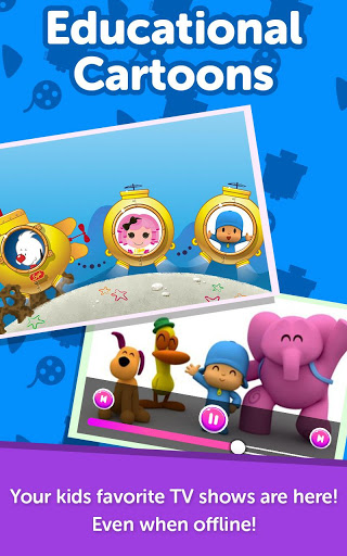 PlayKids - Playroom Screenshot