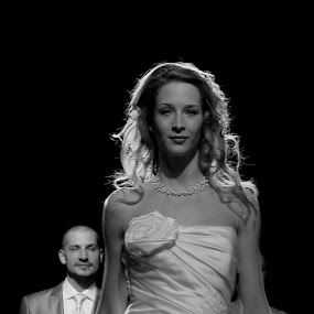 Model by Renato Dibelčar - People Fashion ( fashion, model, girl, woman, wedding, marriage, people )