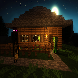 House MODS For MCPE - screenshot