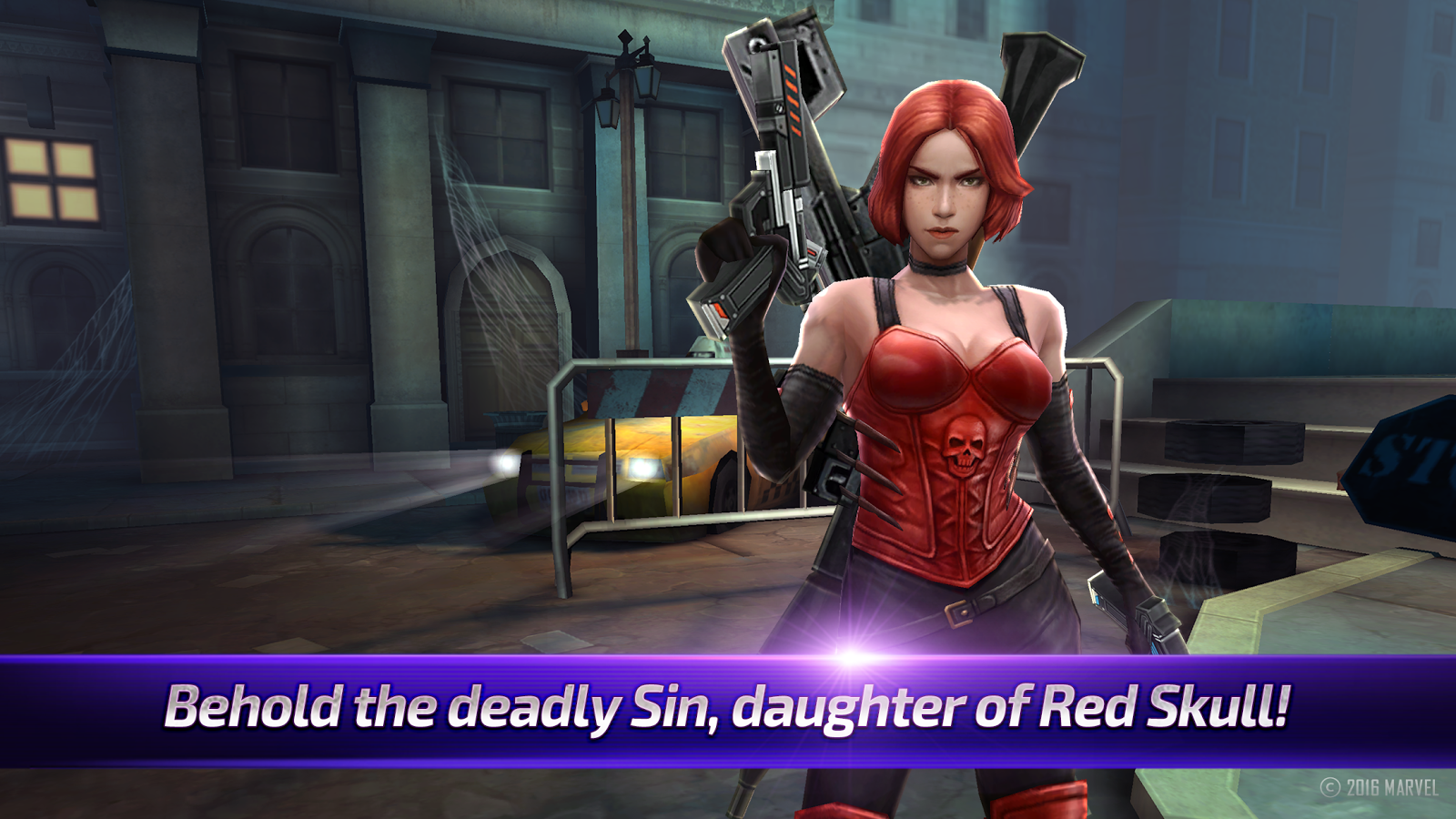 MARVEL Future Fight Screenshot 9