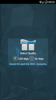 Screenshot of BassDrive Player