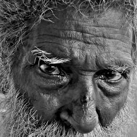 Pain by Premkumar Antony - People Portraits of Men