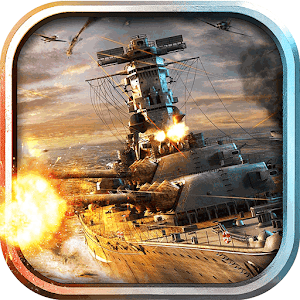Join the epic naval warfare and build battle warship naval empire. APK Icon