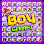 Boy Games Icon