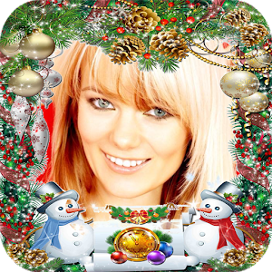 Download Christmas photo frames 2018 For PC Windows and Mac