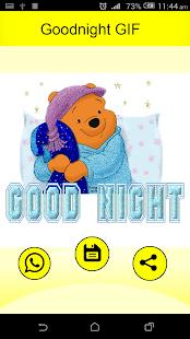 App Good Night GIF apk for kindle fire