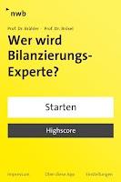 Screenshot of Wer wird Bilanzierungs-Experte