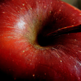 Apple 5 by Pradeep Kumar - Food & Drink Fruits & Vegetables