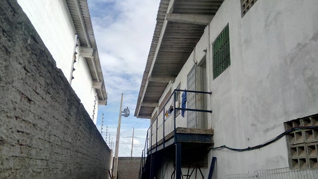 Galpão industrial para venda e locação, Renascer, Cabedelo - GA0017.