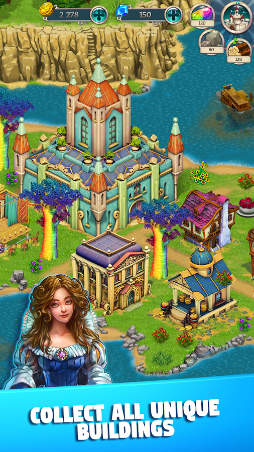 Fairy Kingdom: World of Magic Screenshot 3