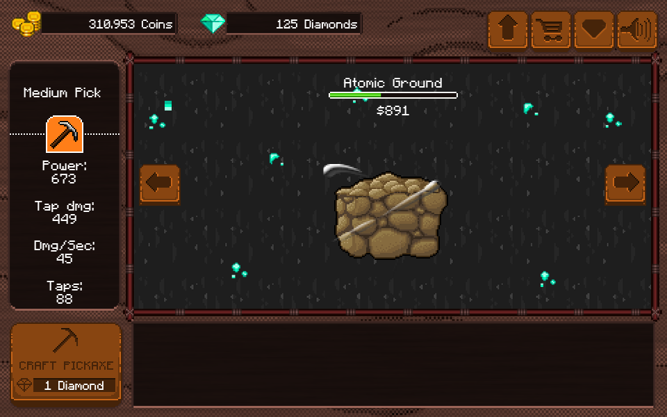 Pickaxe Screenshot 13