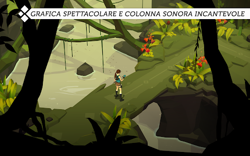 Lara Croft GO Screenshot