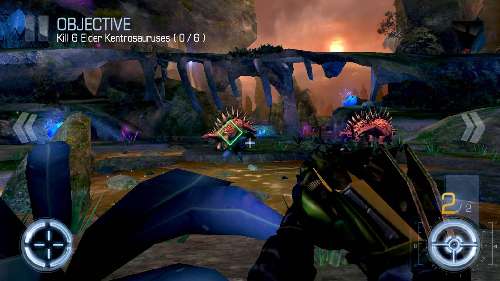 DINO HUNTER: DEADLY SHORES Screenshot 13