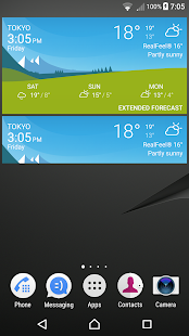 Weather APK for Bluestacks