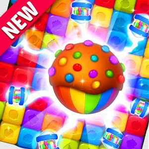 Toy Cube Crush - Tapping Games For PC (Windows And Mac)