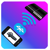 Phone To Ps3 Bluetooth Mic Icon