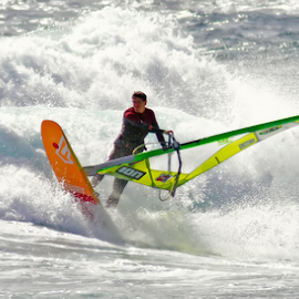 Riding the Wave by Ian Fearn - Sports & Fitness Surfing