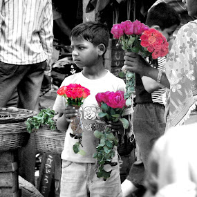 by Hanif Tadvi - City,  Street & Park  Street Scenes ( World_is_RED )