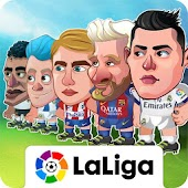 Game Head Soccer La Liga 2017 APK for Kindle